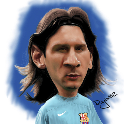 lionel messi hair. please vote,lionel messi