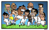 Cartoon: Real Madrid 2010 (small) by Xavi Caricatura tagged real,madrid,caricature,caricatura,liga,spain,futbol,football,soccer