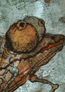 Cartoon: Detail (small) by Tarkibi tagged conservative,chameleon,lizard,policy