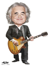 Cartoon: Jimmy Page (small) by Alex Pereira tagged jimmy,page,led,zeppelin