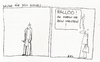 Cartoon: danke (small) by kika tagged fb
