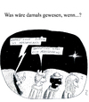 Cartoon: was wäre wenn... (small) by gore-g tagged pegida,weihnachten,abendland,morgenland