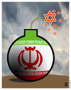 Cartoon: ZÜNDLER - ZIINDLER (small) by zenundsenf tagged attack,bomb,iran,israel,khamenei,madness,netanjahu,nuclear,overkill,uno,angriff,atombombe,cartoon,illustration,atomprogramm,islamische,bombe,israelis,juden,perser,religiöse,eiferer,shiten,walter,andi,zenf,zensenf,zenundsenf