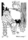 Cartoon: what is wrong? (small) by tomandrug tagged sad,ending