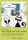 Cartoon: exhibition poster-cartoon (small) by badham tagged kater,köpcke,badham,hammel,ausstellung,exhibition
