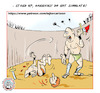 Cartoon: Gladiators (small) by tejlor tagged gladiator