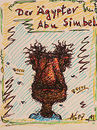 Cartoon: Abu Simbel (small) by noh tagged norbert,heugel,noh,aelziv,ägypter