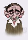 Cartoon: Eric Zemmour (small) by kada tagged presse
