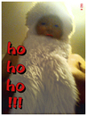 Cartoon: Ho Ho Ho !!! (small) by edda von sinnen tagged nikolaus,weihnachtszeit,advent,miss,edda,von,sinnen,composing,illustrastion