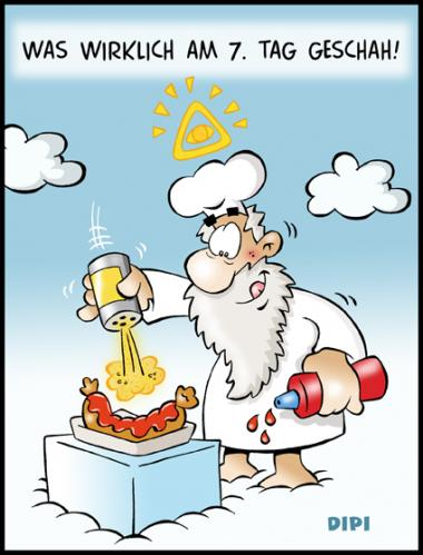 Cartoon: CURRY WURST CONTEST 093 (medium) by toonpool com tagged currywurst,contest