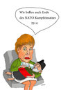 Cartoon: Germany in 2014 (small) by Afghancartoon tagged 0172