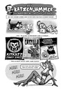 Cartoon: Die wunderbare Welt der Tiere (small) by stewie tagged cats,cat,tiger,panther,leopard
