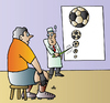 Cartoon: Football Doctor (small) by Alexei Talimonov tagged football,doctor
