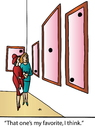 Cartoon: gallery2 (small) by Alexei Talimonov tagged gallery art