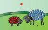 Cartoon: Sheep (small) by Alexei Talimonov tagged sheep