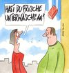 Cartoon: unterwäsche (small) by Peter Thulke tagged unterwäsche