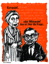 Cartoon: Sartre et Beauvoir (small) by jean gouders cartoons tagged filosofy,sartre,beauvoir,existentialism,jean,gouders