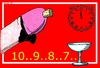 Cartoon: Countdown (small) by srba tagged new year champagne midnight hours cheers
