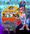 Cartoon: shop icon (small) by elle62 tagged shop,icon