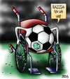 Cartoon: DFB Razzia (small) by besscartoon tagged sport,steuer,razzia,dfb,zentrale,zwanziger,niersbach,steuerhinterziehungkorruption,schwarze,kasse,fifa,sommermaerchen,wm,weltmeisterschaft,2006,fussball,bess,besscartoon