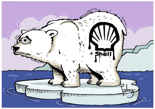 Cartoon: artico (medium) by Palmas tagged oso,polar
