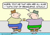 Cartoon: all alike men reassuring (small) by rmay tagged all,alike,men,reassuring