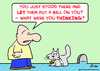 Cartoon: cat bell mice (small) by rmay tagged cat,bell,mice