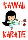 Cartoon: kawaii karate martial arts cute (small) by rmay tagged kawaii,karate,martial,arts,cute
