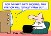 Cartoon: station totally freak out (small) by rmay tagged station,totally,freak,out