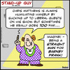 Cartoon: SUG barney frank (small) by rmay tagged sug,barney,frank