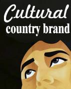Cultural country brand